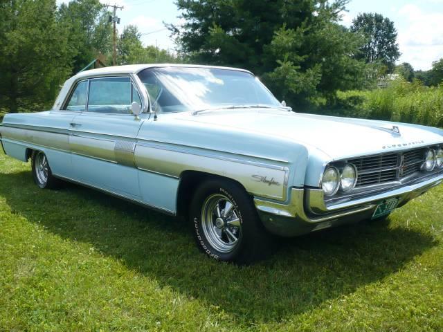 1962 Oldsmobile Eighty-Eight
