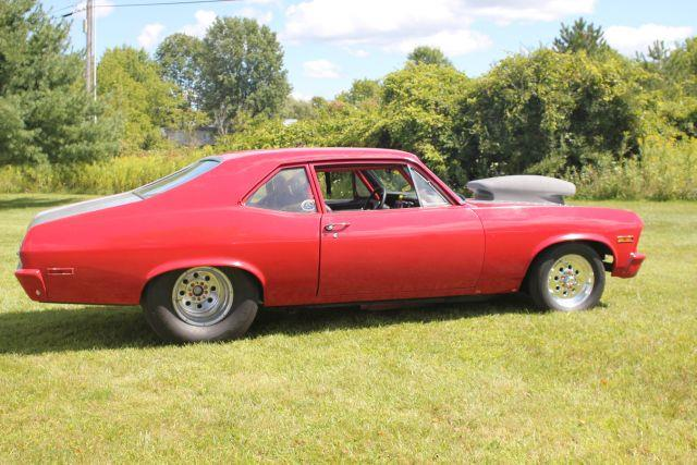 1971 Chevrolet Nova PRO STREET - FAIR HAVEN VT