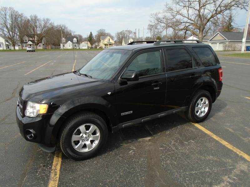 2008 ford escape limited awd 4dr suv in traverse city mi jack 39 s auto service. Black Bedroom Furniture Sets. Home Design Ideas