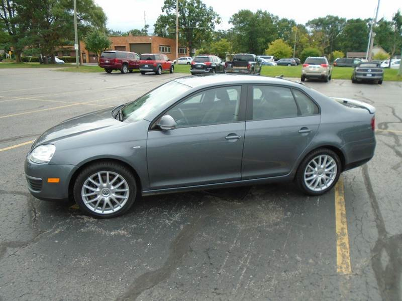 2009 volkswagen jetta wolfsburg edition 4dr sedan 6m in. Black Bedroom Furniture Sets. Home Design Ideas