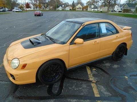 2003 Subaru Impreza for sale in Traverse City, MI