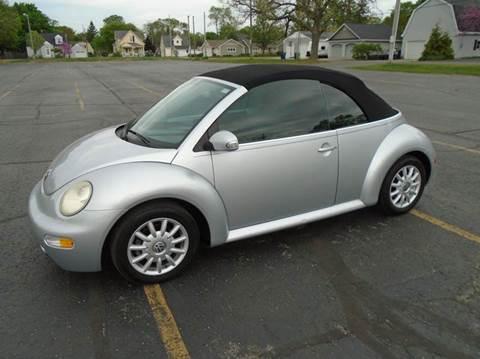 2004 Volkswagen New Beetle for sale in Traverse City, MI