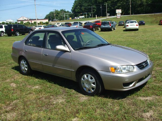 2001 Toyota Corolla