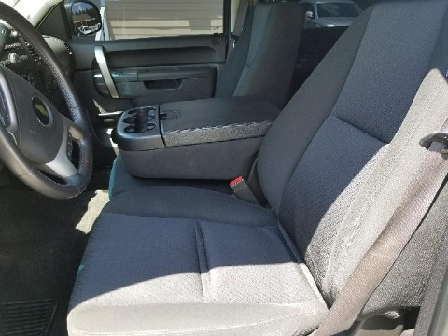 2011 Chevrolet Silverado 1500 4x2 LT 4dr Crew Cab 5.8 ft. SB - Athens GA