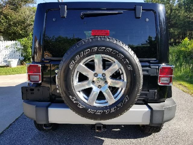 2012 Jeep Wrangler Unlimited 4x4 Sahara 4dr SUV - Athens GA