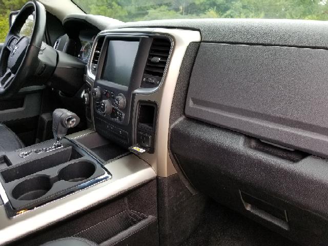 2013 RAM Ram Pickup 1500 4x4 Big Horn 4dr Crew Cab 5.5 ft. SB Pickup - Athens GA