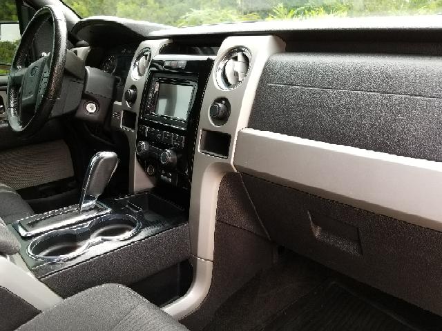 2012 Ford F-150 4x4 FX4 4dr SuperCrew Styleside 5.5 ft. SB - Athens GA