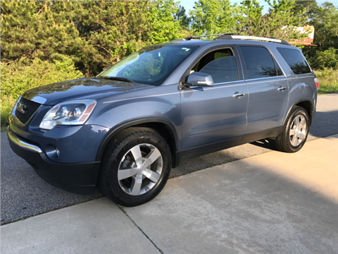 2012 GMC Acadia for sale in Athens, GA