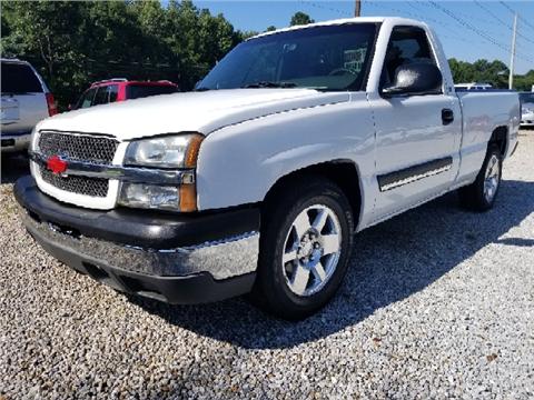 2003 Chevrolet Silverado 1500 For Sale In Athens GA