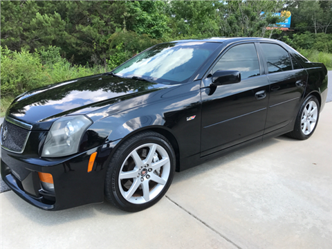 2005 Cadillac CTS-V