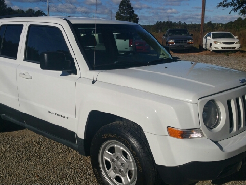 2011 Jeep Patriot for sale in Athens, GA