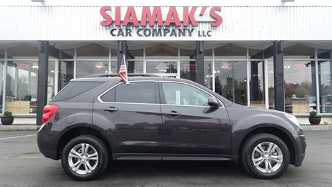2014 Chevrolet Equinox for sale in Salem, OR
