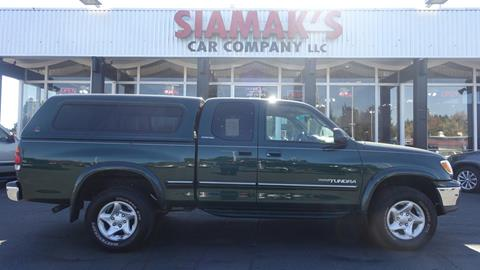 2000 Toyota Tundra for sale in Salem, OR