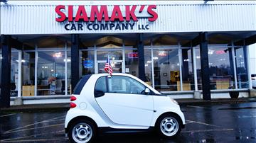 2014 Smart fortwo for sale in Salem, OR