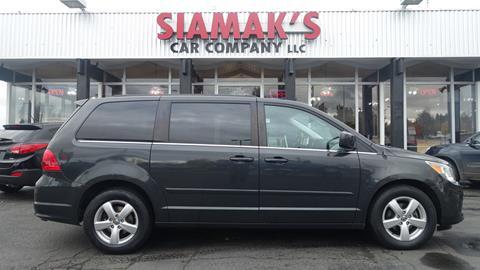2011 Volkswagen Routan for sale in Salem, OR