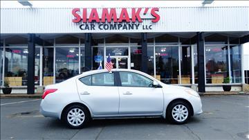2012 Nissan Versa for sale in Salem, OR