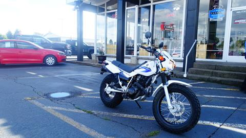 2013 Yamaha TW200D1C for sale in Salem, OR