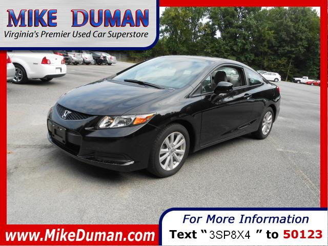 2012 Honda Civic for sale in SUFFOLK VA