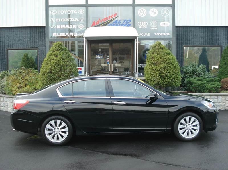 2014 honda accord ex l v6 4dr sedan in rockland ma advance auto center. Black Bedroom Furniture Sets. Home Design Ideas