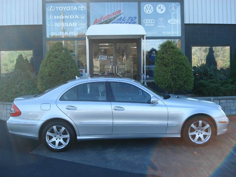 2007 mercedes benz e class e350 4matic awd 4dr sedan in for Mercedes benz rockland