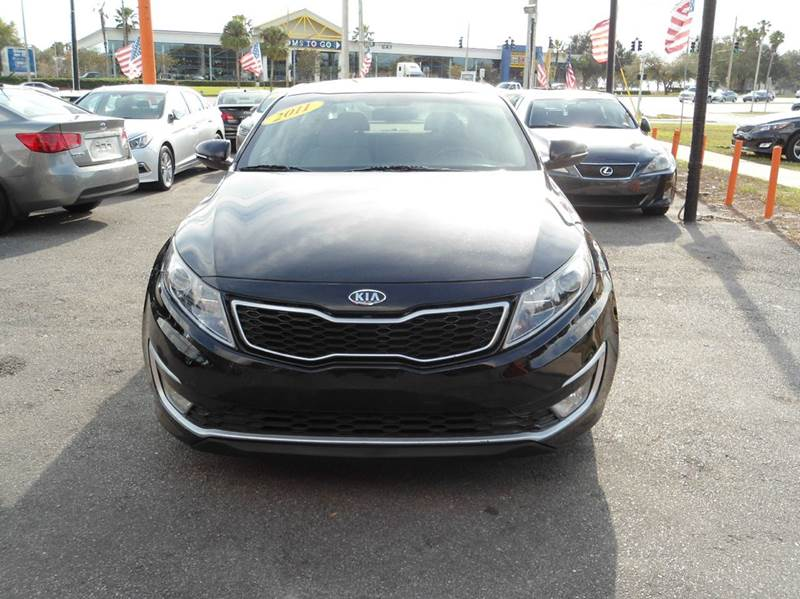 Kia Optima Hybrid Sedan In Orlando Fl The Car Outlet Inc