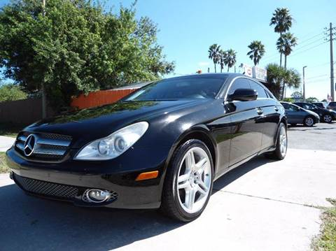 2009 Mercedes-Benz CLS for sale in Orlando, FL