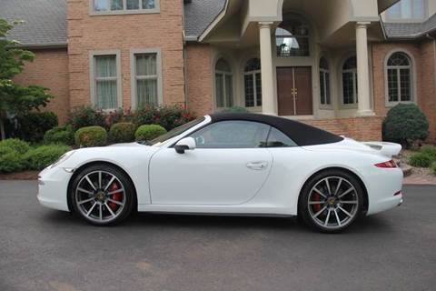 2016 Porsche 911 for sale in Lewistown, PA