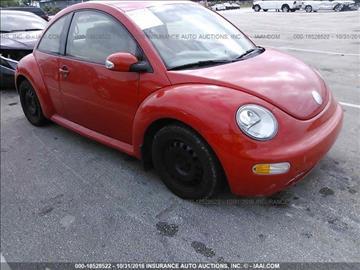 2004 Volkswagen New Beetle for sale in Jacksonville, FL
