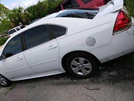 2010 Chevrolet Impala for sale in Jacksonville, FL