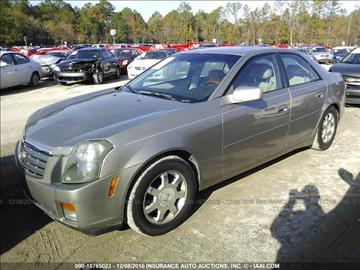 2004 Cadillac CTS for sale in Jacksonville, FL
