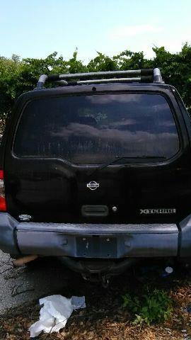 2001 Nissan Xterra For Sale Florida