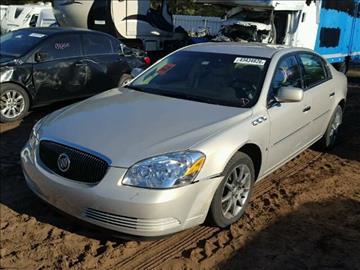 Buick Lucerne For Sale Jacksonville Fl