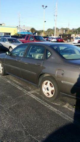 2000 Chevrolet Impala For Sale Jacksonville Fl