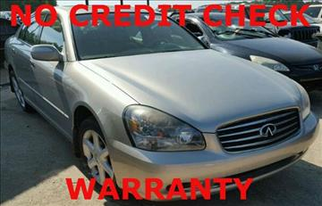 2004 Infiniti Q45 for sale in Jacksonville, FL