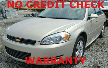 2009 Chevrolet Impala for sale in Jacksonville, FL