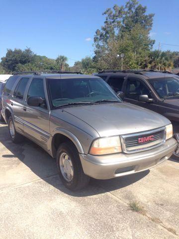 2001 GMC Jimmy for sale in Jacksonville, FL