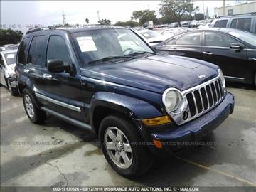 2006 Jeep Liberty for sale in Jacksonville, FL
