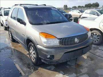 2002 Buick Rendezvous for sale in Jacksonville, FL