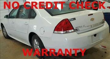2011 Chevrolet Impala for sale in Jacksonville, FL