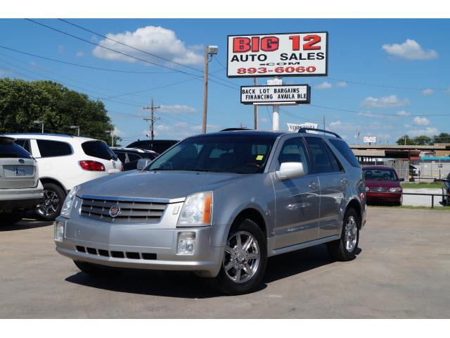 2004 Cadillac SRX  - Broken Arrow OK