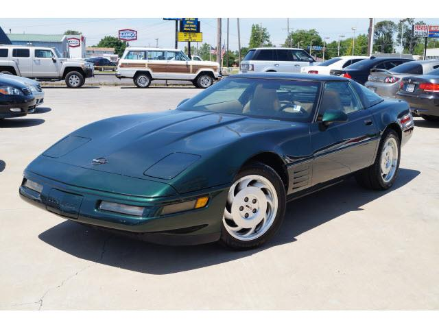 1994 Chevrolet Corvette 2dr Hatchback - Broken Arrow OK