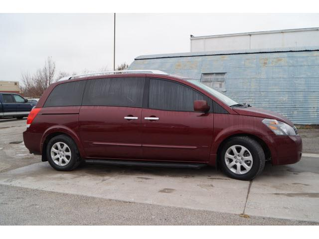 2009 Nissan Quest 3.5 S 4dr Mini-Van - Broken Arrow OK