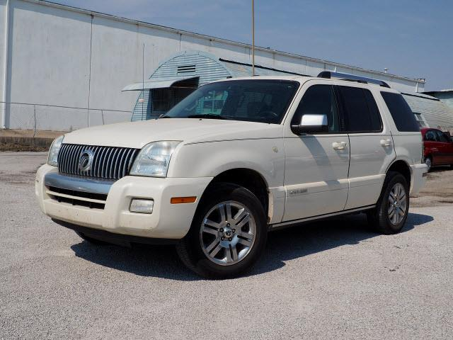 2007 Mercury Mountaineer Premier AWD 4dr SUV V8 - Broken Arrow OK