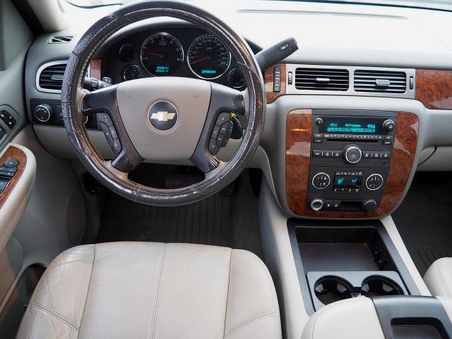 2007 Chevrolet Silverado 1500 LTZ 4dr Crew Cab 4WD 5.8 ft. SB - Broken Arrow OK