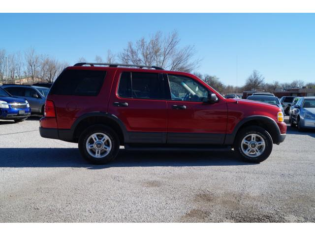 2003 Ford Explorer 4dr XLT 4WD SUV - Broken Arrow OK