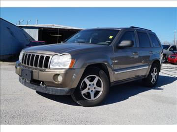 2006 Jeep Grand Cherokee for sale in Broken Arrow, OK