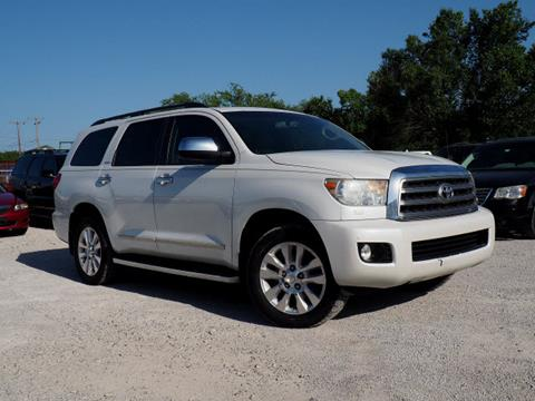 2008 Toyota Sequoia for sale in Broken Arrow, OK