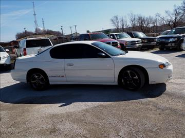 2001 Chevrolet Monte Carlo for sale in Broken Arrow, OK