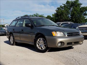 2001 Subaru Outback for sale in Broken Arrow, OK