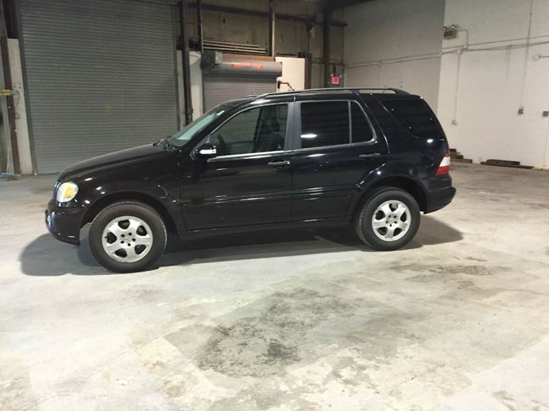 Mercedes benz m class for sale in new hampshire for 2004 mercedes benz ml350 4matic